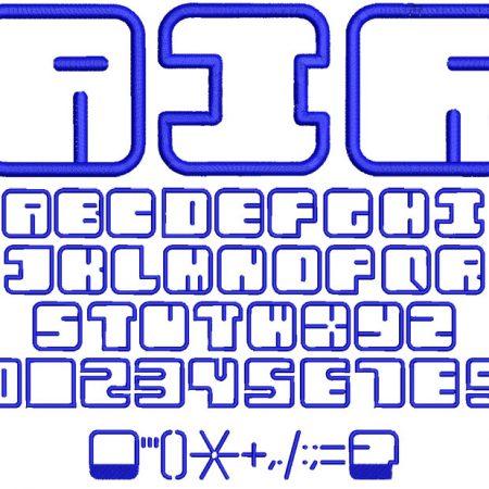 Air Applique esa font icon