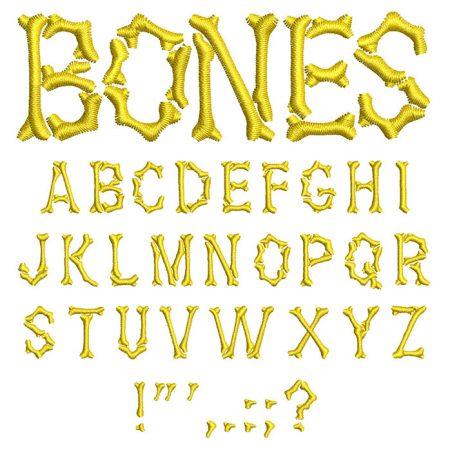 Bones esa font icon