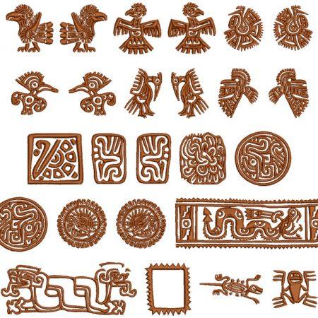 Aztec elements esa icon