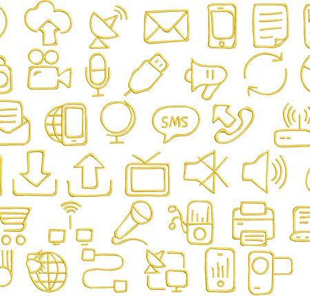 communications 1 elements icon