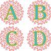 rose monogram esa font sewout